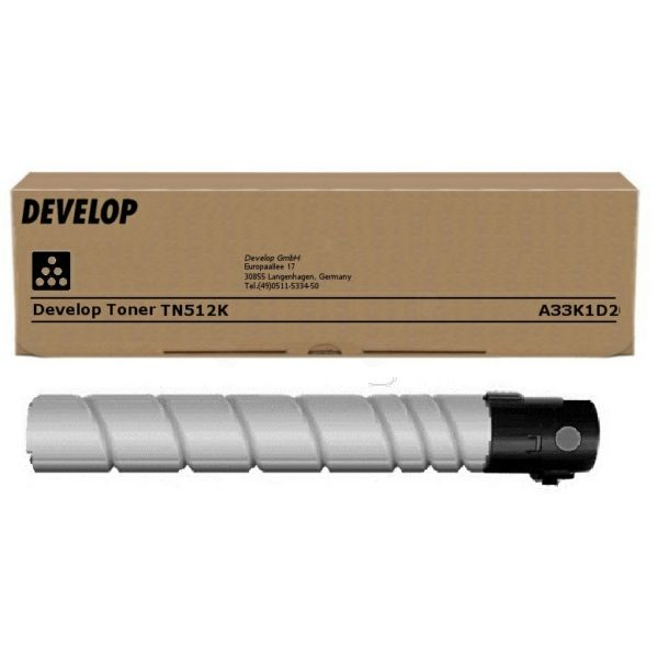 Develop%20Toner%20A33K1D2%20TN512K%20Schwarz