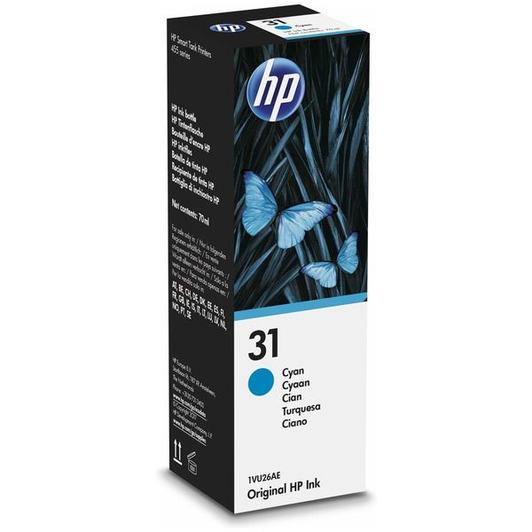 HP%20Ink%201VU26AE%20cyan%20No.31