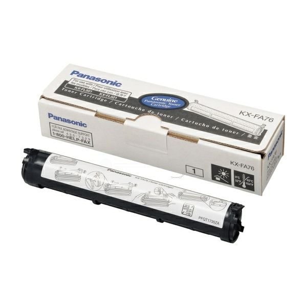 Order PANASONIC KX-FA76X online at favorable conditions | WHOffice