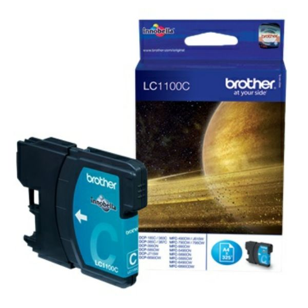Brother%20Tinte%20LC-1100C%20Cyan