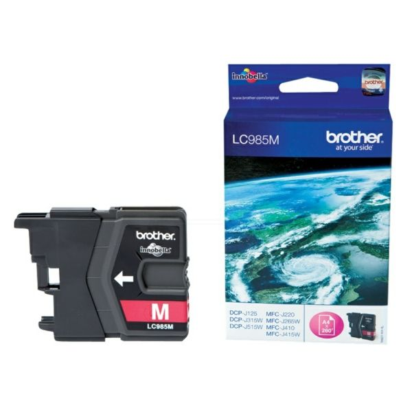Brother%20Tinte%20LC-985M%20Magenta