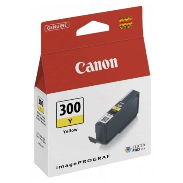 Canon%20ink%20PFI-300Y%20yellow