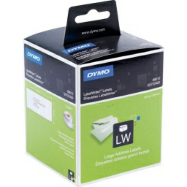 Dymo%20LabelWriter%20large%20address%20labels%2099012%20-%202%20rolls%20per%20pack